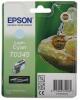 Картридж C13T03454010 (Epson Stylus Color 2100) (440стр) светло-син, (о)
