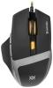 Мышь оптич. (USB) Defender Warhead GM-1740 (черный), USB