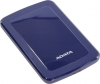 "Внешний жесткий диск 2.5"" 1 Tb A-DATA AHV300-1TU31-CBL, USB 3.0, синий HV300"