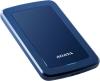 "Внешний жесткий диск 2.5"" 2 Tb A-DATA AHV300-2TU31-CBL, USB 3.0, синий HV300"