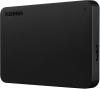 """Внешний жесткий диск 2.5"""" 1 Tb Toshiba Canvio Basic (HDTB410EK3AA) USB 3.0 черный"""