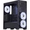 Корпус ATX Zalman N3 (без БП) черный