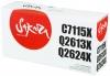 Картридж C7115X/Q2613X/Q2624X (HP LJ1200/3330) (3500стр) (SAKURA)