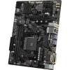Мат.плата Sock-AM4 Gigabyte <A320> GA-A320M-S2H (2xDDR4,PCI-E,M.2,GLAN, VGA+DVI+HDMI,mATX) RTL