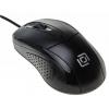 Мышь оптич. (USB) Oklick 305M черный (1000dpi)