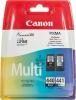 Комплект картриджей PG-440/CL-441 (Canon Pixma MG2140/MG3140) (о)  5219B005