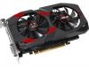 Видеокарта 4096Mb PCI-E GeForce GTX1050Ti Asus (128bit, GDDR5, DP, DVI, HDMI) CERBERUS-GTX1050TI-O4G