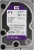 Жесткий диск SATA 4 Tb WD WD40PURZ Purple {Serial ATA III,  64Mb buffer}