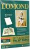 Бумага Lomond самоклеящаяся  глянцевая (A4, 85 г/м2, 25л, неделённая) Папирус 2420003
