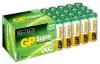 Батарейка AA GP 15A (LR6) Super Alkaline (40 шт. в уп-ке) GP 15A-B40