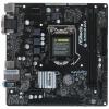 Мат.плата S-1151v2 ASRock <H310> H310CM-DVS (2DDR4,PCI-E,SATA 3, DVI-D, Dsub, GbL, mATX)