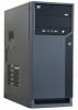 Корпус ATX Trin Q2 (без б/п, 3HDD, 1SSD, 1USB 3.0 + 1USB 2.0,  сталь 0,5, Black)