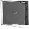 Коробка для 1 CD диска (SLIM, черная подложка) (37704-00000010)