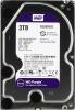 "Жесткий диск SATA 3 Tb WD WD30PURZ Purple {Serial ATA III, 5400- rpm, 64Mb, 3.5"")"