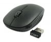 Мышь радио (USB) CBR CM414 (black,1200 dpi)