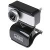Вебкамера CBR CW832M (1.3 мегапикс, 1280х1024, микрофон) Silver