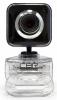 Вебкамера CBR CW834M (1.3 мегапикс, 1280x1024, микрофон) Black