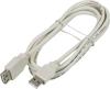 Удлинитель кабеля USB 2.0 [Ап - Ам] 1,8м (USB2.0-AM/AF) 2фер. кольца