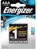Батарейка AAA Energizer Max Plus/Maximum  (4шт. в уп-ке)