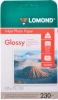 Бумага для стр. принтеров (230г/м2, 50л, А6 глянцевая 1-ст) 0102035 Lomond
