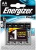 Батарейка AA Energizer Max Plus (4шт. в уп-ке)
