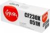 Тонер-картридж CF230X/Canon 051H (HP LJ Pro M203/M227)  (4000стр)  (Sakura)