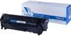Картридж Q2612A/FX-10/703 (HP LJ1010/1012/1015/1020/1022/3015/3020/3030/3052) (2000стр) (NVPrint)