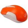 Мышь радио (USB) CBR CM422 (Orange,1600 dpi)