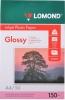 Бумага для стр. принтеров (150г/м2, 50л, А4 глянц,1-ст) 0102018 Lomond
