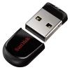Устройство USB Flash Drive  16Gb Sandisk (SDCZ33-016G-G35) Cruzer Fit (USB 2.0) черный