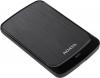 """Внешний жесткий диск 2.5"""" 1 Tb A-DATA AHV320-1TU31-CBK, USB 3.1, черный"""