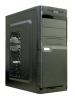 Корпус ATX Trin UL-3115A (500W, 2+1ODD, 1FDD, 3HDD, 1SSD, 2USB3.0+2USB 2.0, сталь 0,5, Black)