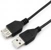 Удлинитель кабеля USB 2.0 [Аm - Аf] 0,5м [Горизонт] GCC-USB2-AMAF-0.5M