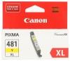 Картридж CLI-481XL Y (Canon Pixma TS6140/TS8140TS/TS9140/TR7540/TR8540) желтый, (о) 2046C001