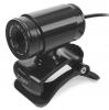 Веб-камера CBR CW 830M (0.3 мегапикс, 640х480, микрофон) Black