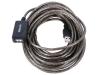 Удлинитель кабеля USB 2.0 [Аm - Аf] 10м активный(с усилителем) [Telecom]  [TUS7049-10м]