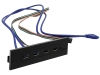 """Планка в корпус на переднюю панель 5.25"""" ExeGate U5H-614, (2*USB+2*USB3.0) EX269460RUS"""