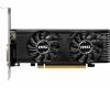 Видеокарта 4096Mb PCI-E GeForce GTX1650 MSI (128bit,GDDR5,DVIx1,HDMIx1,DPx1,HDC) GTX 1650 4GT LP OC