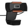 Веб-камера CBR CW850HD (встроенный микрофон, 1280 x 720 ,USB 2.0, 1 МП) black