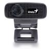 Веб-камера Genius FaceCam 1000X {встроенный микрофон, 1280 x 720 ,USB2.0,универ. крепл} 32200223101