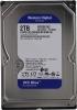 Жесткий диск SATA 2 Tb WD WD20EZAZ Blue {Serial ATA III, 5400 rpm, 254Mb buffer}