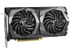 Видеокарта 4096Mb PCI-E GeForce GTX1650 MSI (128bit,GDDR5,HDMIx1,DPx2,HDCP)GTX 1650 GAMING 4G