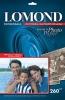 Бумага для стр. принтеров (260г/м2, 20л, A4 полу глянц,1-ст) 1103301 Lomond