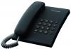 Телефон Panasonic KX-TS2350RUB (черный) {повторн. набор, тон/импульс, регулировка громкости}