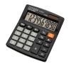 Калькулятор Citizen SDC-810NR {настольн.,10-разрядн.} черный