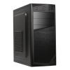 Корпус ATX Exegate EX283132RUS AA-327 (без БП, 2*USB, аудио, черный)