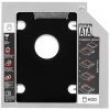 Адаптер подключения HDD 2.5'' в отсек привода ноутбука 9,5мм, DEXP AT-DH01