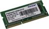 Модуль памяти для ноутбука 4GB DDR3-1600 (PC-12800) SO-DIMM Patriot (PSD34G1600L81S) 1.35v
