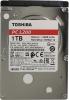 "Жесткий диск для ноутбука 2.5"" SATA III 1 Tb  Toshiba L200 Slim (5400RPM, 128MB, 2.5"", 7mm) HDWL110UZSVA/HDKCB88ZKA01T"