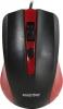 Мышь оптич. (USB) Smartbuy ONE 352 красно-черная [SBM-352-RK]